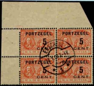 GEBRUIK EN GESCHIEDENIS VAN ZEGELS M.A. DE RUYTER VAN 1907 | Collectie P.G.